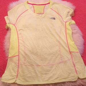 The North Face workout top